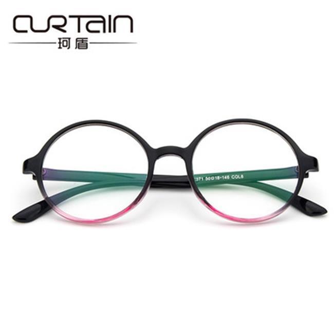 50%OFF SHOP【J021152GLS】復古圓框清新眼鏡框2371 潮人時尚框架鏡 阿拉蕾平光鏡百搭眼鏡架