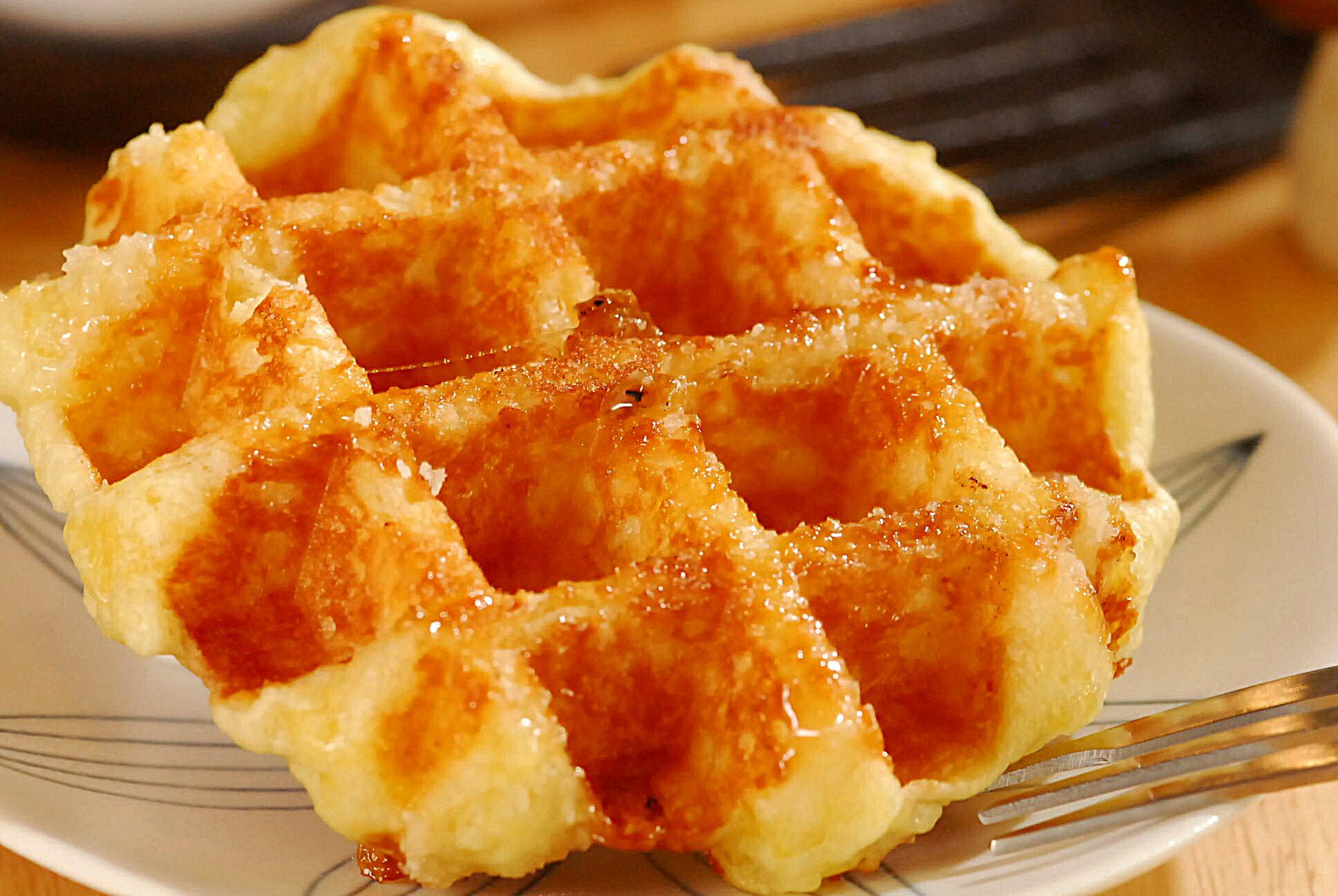 比利時列日鬆餅 -楓糖 Maple 7入/盒