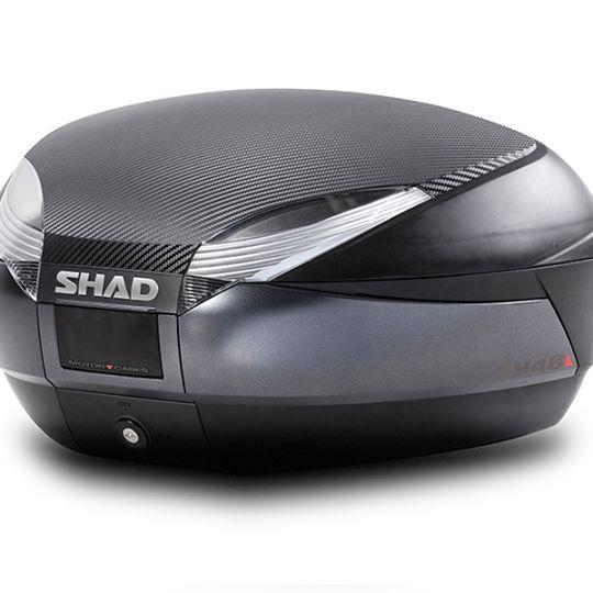 機車後箱 大容量 SH-48後箱 SHAD 摩斯達公司貨 【老虎摩配】