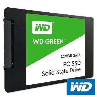 WD WDS120G1G0A SSD 120GB 2.5吋固態硬碟(綠標) HSSD WD Green 120G 活動價$1545 【5/2前全家取貨送義美紅茶+最高送30點‧首購滿 699 送 10..