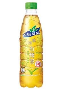 雀巢茶品焙煎有機茶550ml-4入組【合迷雅好物商城】