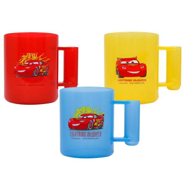 CARS2 閃電麥坤 可愛牙刷杯 漱口杯 300ml 三色