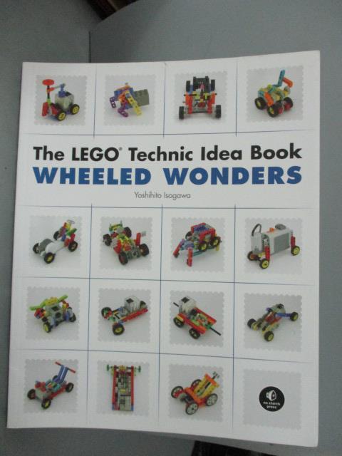 ~書寶 書T1/收藏_XDT~The LEGO Technic Idea Book: Wh