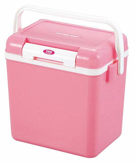 【鄉野情戶外用品店】 CAPTAIN STAG 鹿牌 |日本| 日本原裝保冷冰箱/手提冰箱 冰桶 保鮮桶/M-8128 【容量6.8L】