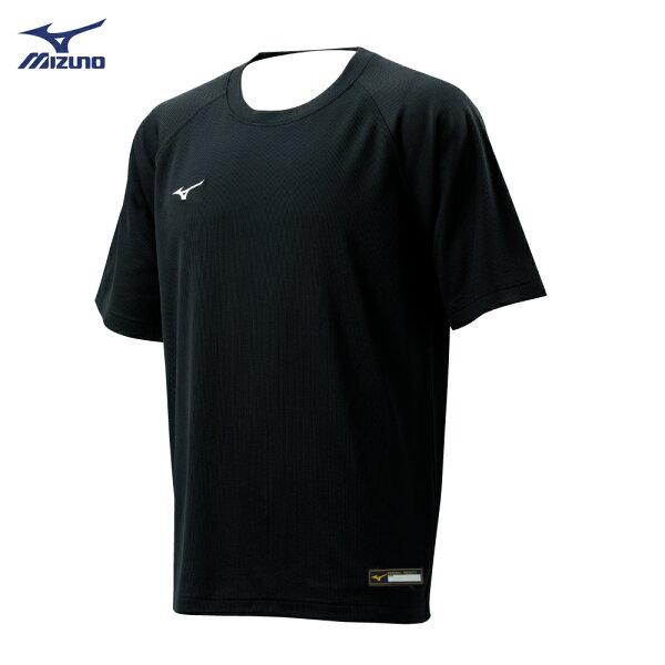12TC8L1109(黑)棒球練習服【美津濃MIZUNO】