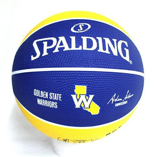 【登瑞體育】SPALDING兒童隊徽3號籃球勇士隊_SPA83617