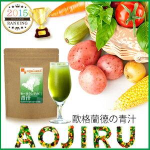 日本人氣低卡飲品 順暢青汁