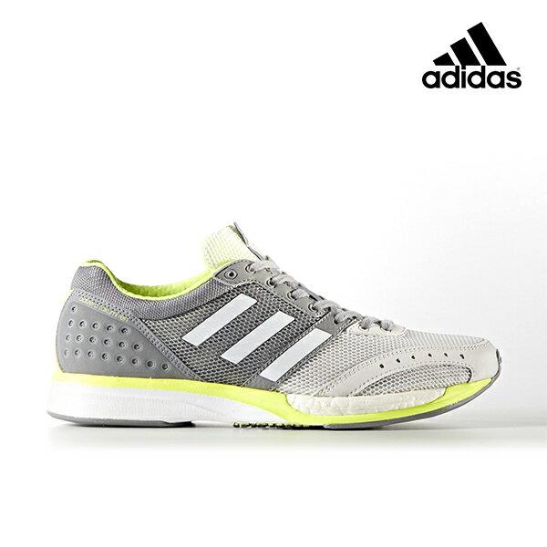日本必買 免運/代購-愛迪達adidas adizero takumi ren BOOST 3 W/女士慢跑鞋/by2785。共1色