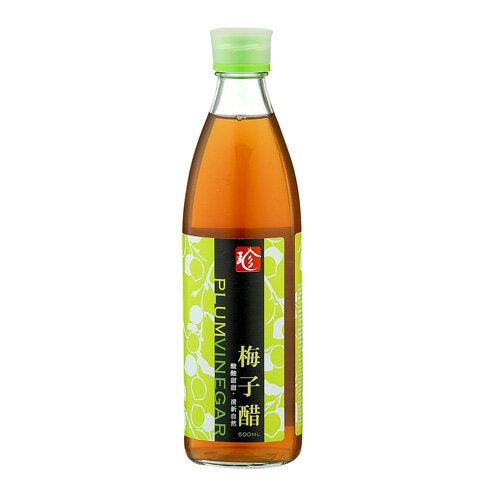 百家珍 梅子醋 600ml【康鄰超市】