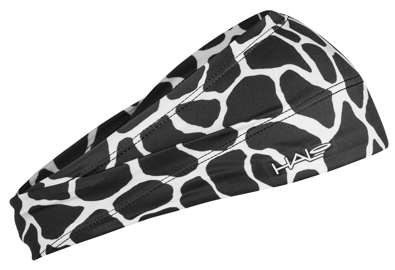 汗樂(HALO BANDIT)超寬版套頭式頭帶-荒野,由額頭10公分,逐漸往後窄至4公分,六款花色造型,塑造個人風格