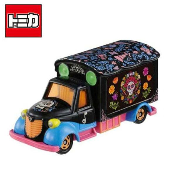 【日本正版】TOMICA可可夜總會宣傳車DisneyMotors多美小汽車迪士尼-973249