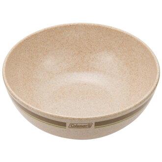 【鄉野情戶外用品店】 Coleman  美國  竹纖維單人餐盤組/CM-2923JM000