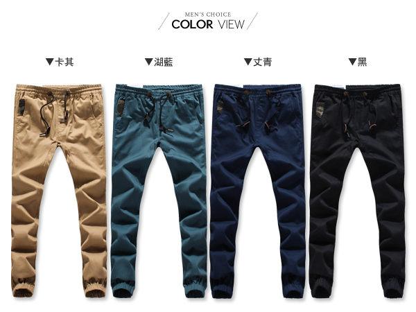 ☆BOY-2☆【NM1369】美式卡其休閒長褲 1