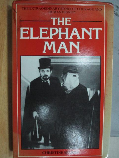 ~書寶 書T7/原文小說_MRN~The Elephant Man