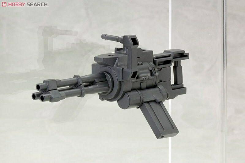 ◆時光殺手玩具館◆ 現貨 組裝模型 模型 壽屋 MSG MW29 重武裝零件 機關槍套組