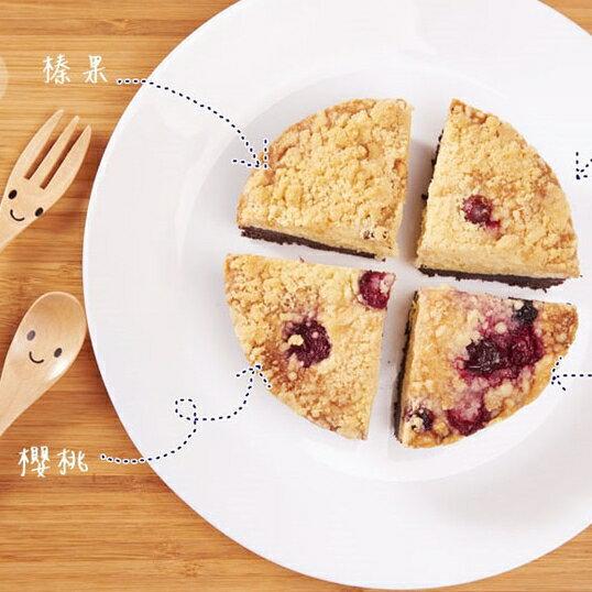 ~旅人蛋糕~超華麗!!!4種口味一次滿足 綜合拼盤匈牙利康布拉蛋糕 多層次口感 第一層榛果