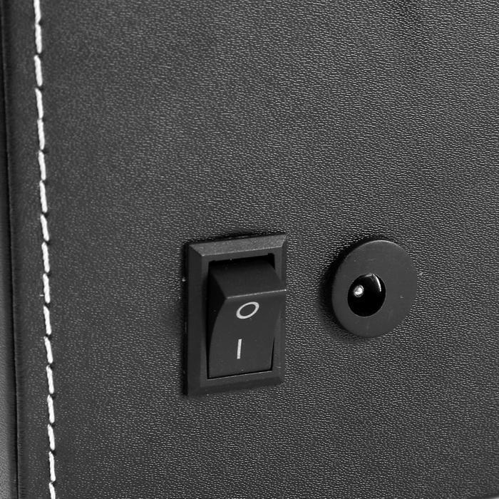 Automatic Watch Winder 4+6 Slot Leather Storage Rotation Case Display Box Organizer 5