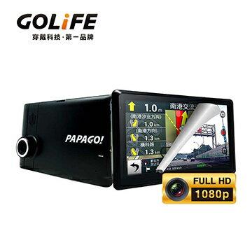 PAPAGO! GoPad DVR7 多功能Wi-Fi行車紀錄聲控導航平板