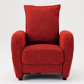 Lourdes日式按摩小沙發(紅色)1634RD