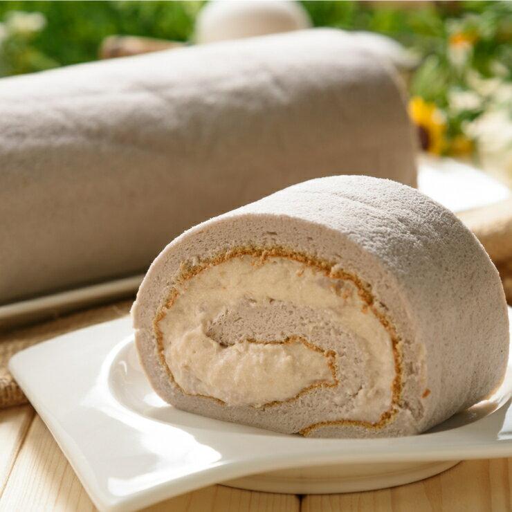 鮮奶芋頭捲 長19公分600公克