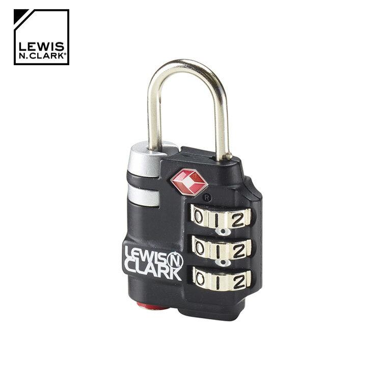 Lewis N. Clark TSA海關安全指示密碼鎖 TSA25 / 城市綠洲 (海關鎖、旅行箱、旅遊配件、美國品牌)