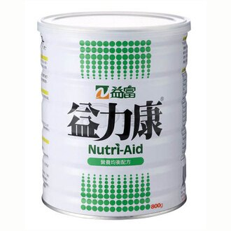 益富 益力康營養均衡配方800g 兩入組【德芳保健藥妝】