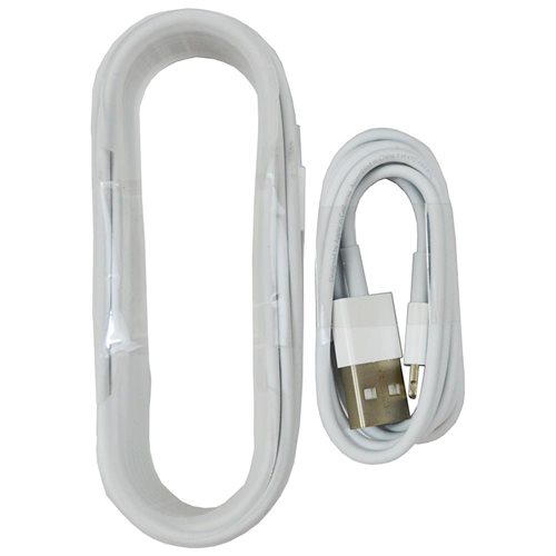 Apple OEM Original Authentic USB 6FT & 3 25FT Sync and Charging Lightning  Cables