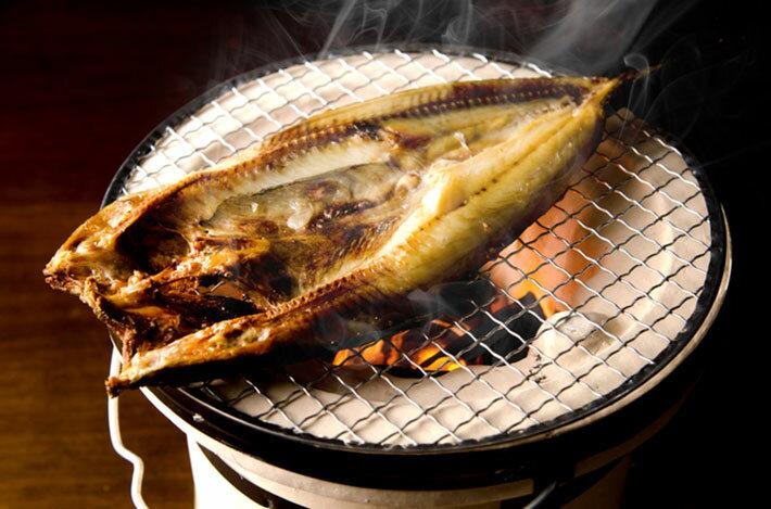 𩸽魚一夜干(縞ほっけ)-1隻 1