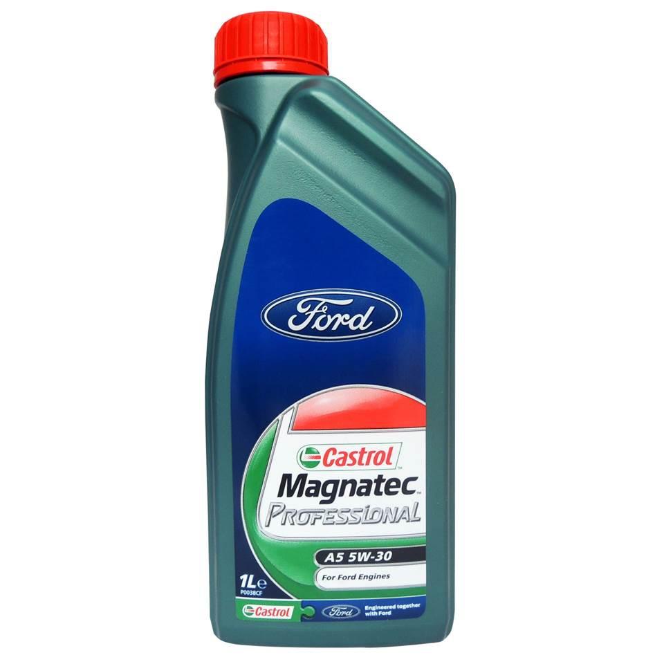 福特 FORD Magnatec Prof A5 5W30 SN/CF 全合成機油 原廠機油 車用潤滑油 引擎機油