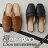 BONJOUR☆極舒適!大容量1.5cm低跟方頭氣墊穆勒鞋Mules【ZB0378】7色 0