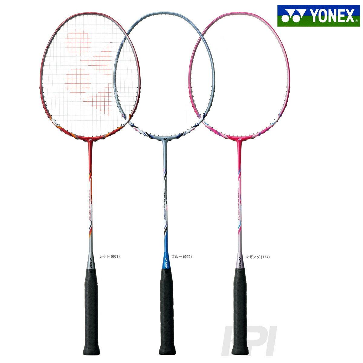 [日本直送]YONEX- NANORAY 250 /NR250 羽球拍-002藍色(該賣場商品售價不含線,僅有球框)/ 日本樂天直送