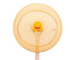 『121婦嬰用品館』黃色小鴨 電風扇安全網 1