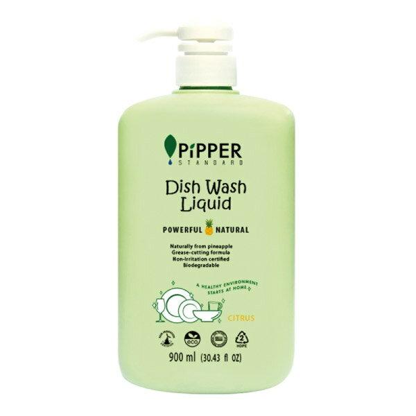 PIPPER 鳳梨酵素洗碗精(柑橘)900ml