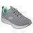 Shoestw【13043GYMN】SKECHERS 運動鞋 SKYLINE AIR-COOLED 灰蒂芬妮綠 針織 記憶鞋墊 女生尺寸 1