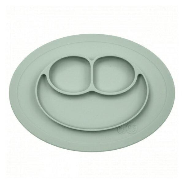 美國 EZPZ HAPPY MAT MINI 迷你餐盤/餐具/安全/無毒/矽膠 抹茶綠好窩生活節