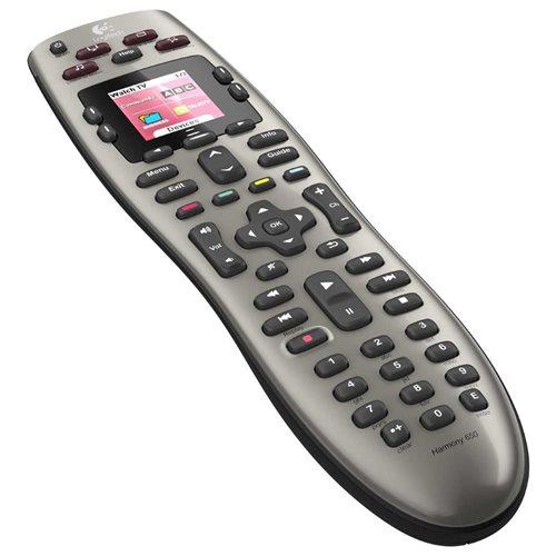 Logitech Harmony 650 Universal Remote Control 1