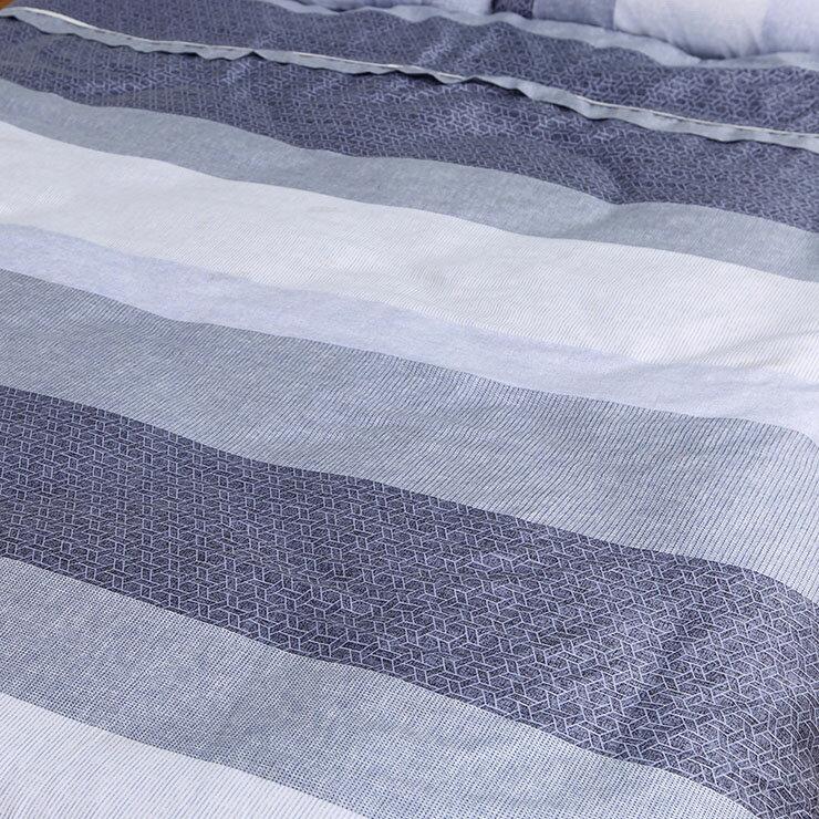 100%天絲 40支天絲 棉被套 被套 被單 單人 / 雙人【擁抱浮雲】居家時光 台灣製造 7