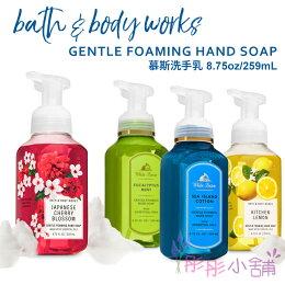 Bath & Body Works 香氛慕斯泡沫洗手259ml  BBW 美國進口