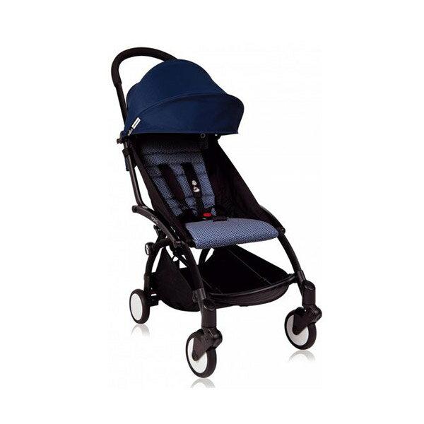 *babygo*法國BABYZEN YOYO plus 6m+(黑骨架)嬰兒手推車-法國航空聯名款 - 限時優惠好康折扣