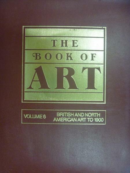 【書寶二手書T5/藝術_XBL】The book of Art_Vol.6_British and North…