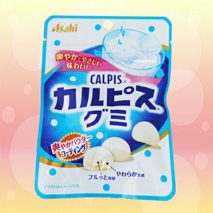 [敵富朗超市]Asahi 可爾必思軟糖 40g 有效日期:2018.03.31