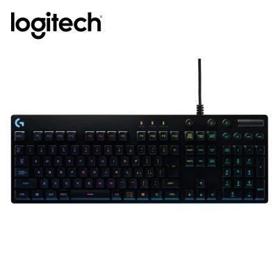 買1送2!!!! 12/31止 羅技 Logitech G810 Orion Spectrum RGB 機械遊戲鍵盤 買就送G102電競滑鼠