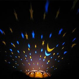 WallFree窩自在 可愛烏龜燈 龜龜璀璨星空投影儀 星空燈/夜燈