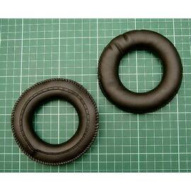 志達電子 HD681耳罩100-100 耳罩式 耳機 棉套 海棉套 耳棉 適用於 AKG JVC Philips SONY