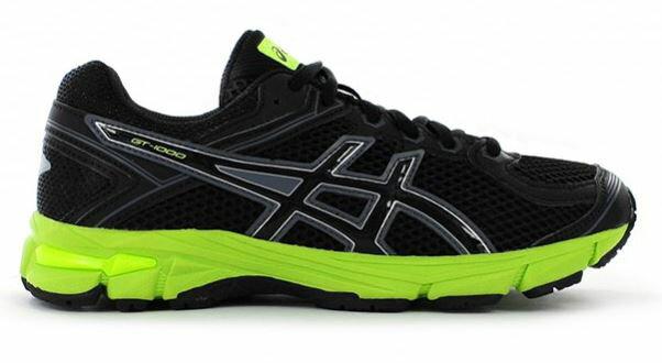 [陽光樂活] 23.5 cm ASICS 亞瑟士 男童 慢跑鞋 支撐型 GT-1000 4 C558N-9099