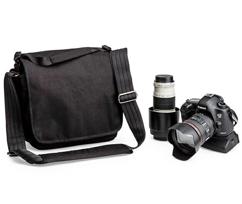◎相機專家◎ ThinkTank Retrospective 10 RS754 復古側背包(黑) 彩宣公司貨