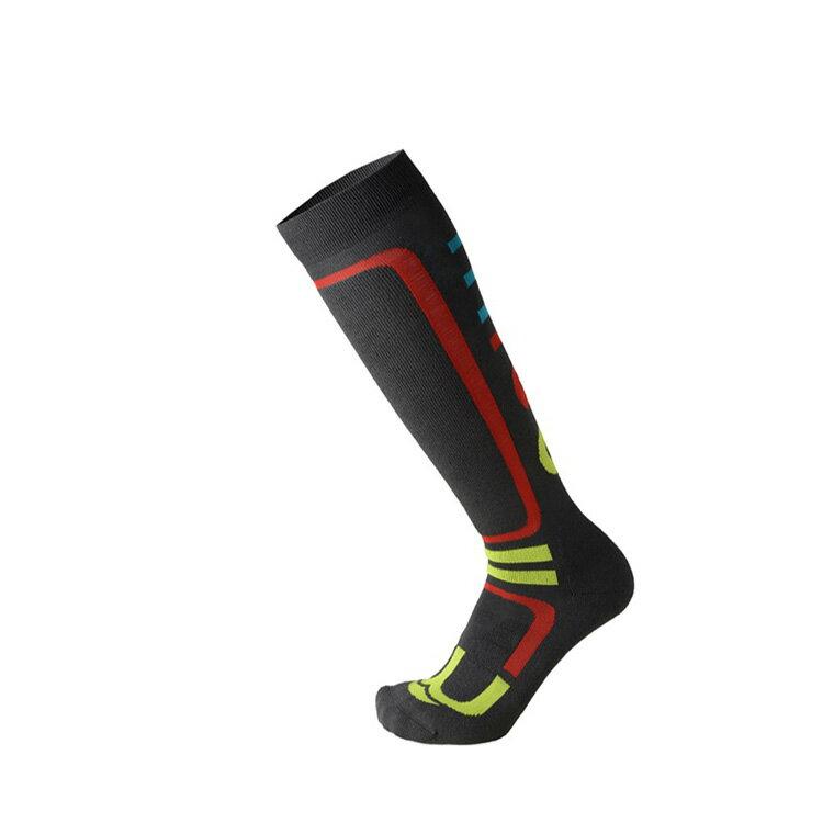 mico 美麗諾羊毛滑雪襪CA0141  /  城市綠洲 1