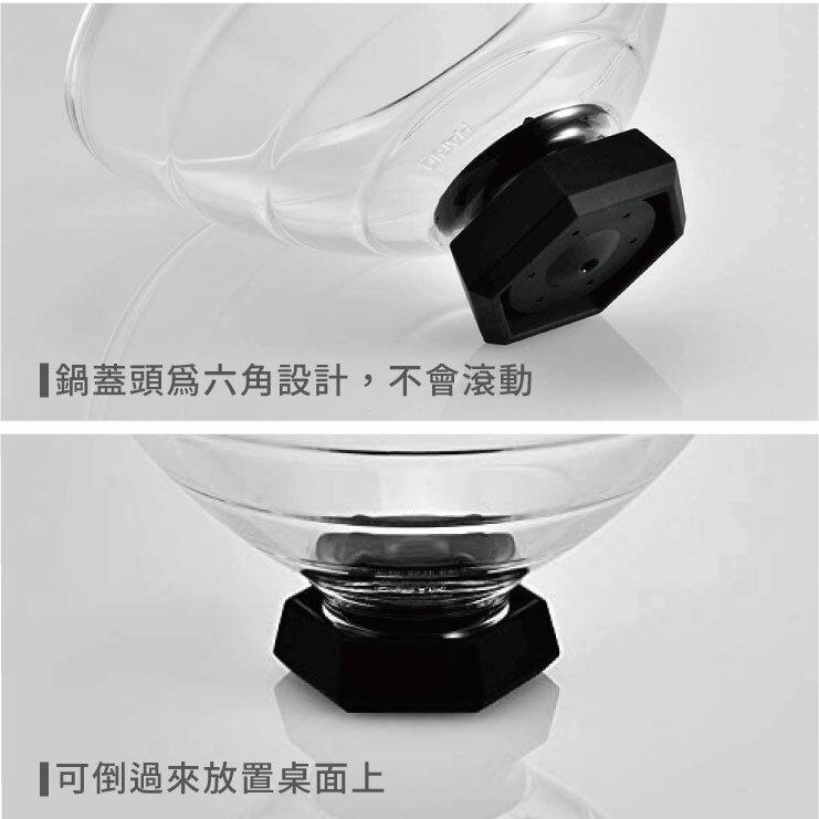 HARIO 2020新款 萬古燒飯釜/GNR-200B 3
