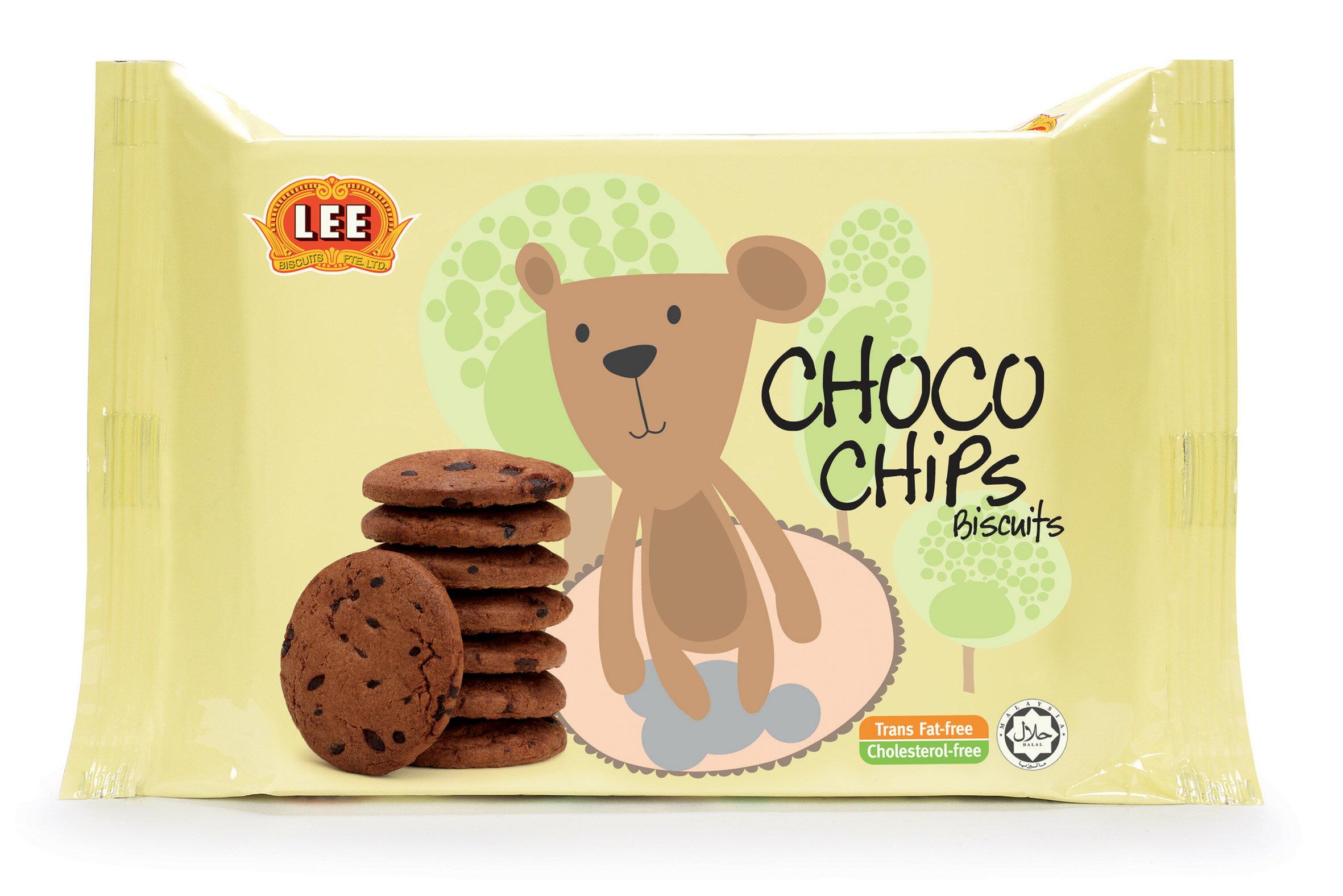 ★特惠7折★ Lee小熊餅乾 -巧克力口味 ? 馬來西亞原裝進口
