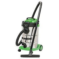 Kawasaki 8 Gallon Quiet Powerful Stainless Wet/Dry Vacuum HEPA filter - 841976